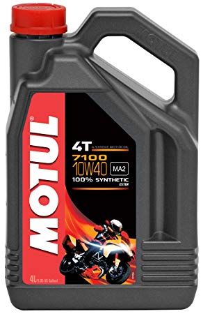 7100 10w40 Motorcycle Full Synthetic (4x 4L case)