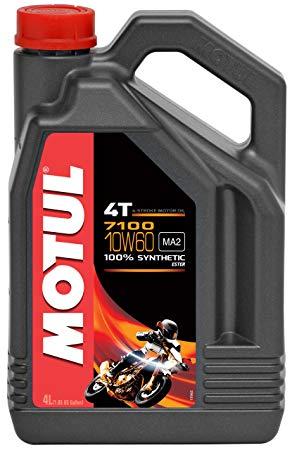 7100 10W60 Motorcycle oil (4 x 4L)