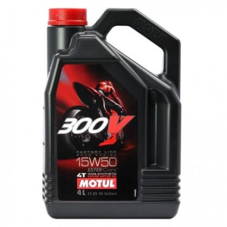300V 15w50 Motorcycle 4 - 4LBottles per case