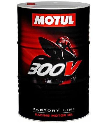 300V 15W50 MOTORCYCLE (208L Drum / 55Gal)