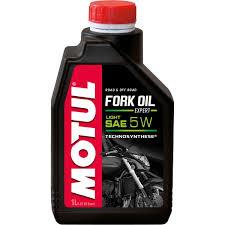 FORK OIL EXP L 5W 6X1L