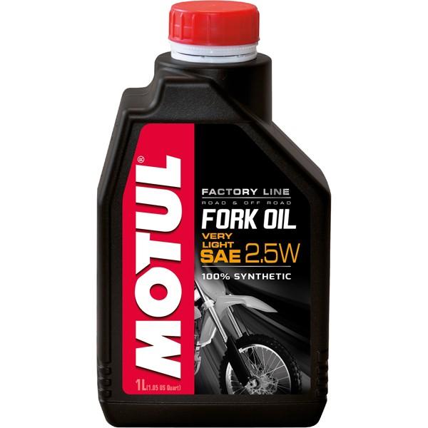 FORK OIL FL V L 2.5W 6X1L