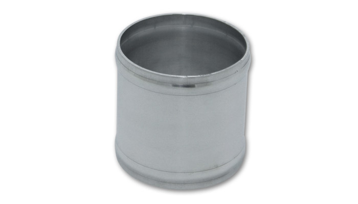 1.25' O.D. Aluminum Pipe Coupling (2.5' long)