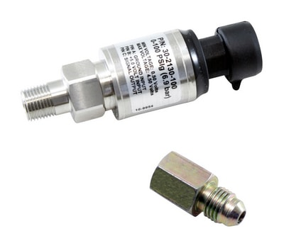 100 PSIg Stainless Sensor Kit. Stainless Steel Sensor