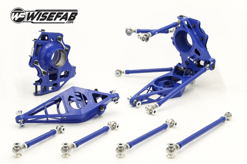 BMW F22 2-Series Rear